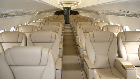 Ambulance For Sale >> BAe 146-200 - Business Jet Charter - Rent a helicopter ...