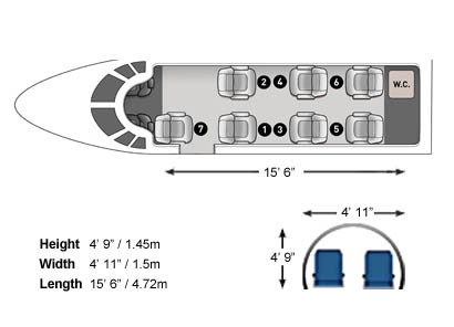 Beechjet 400A 3