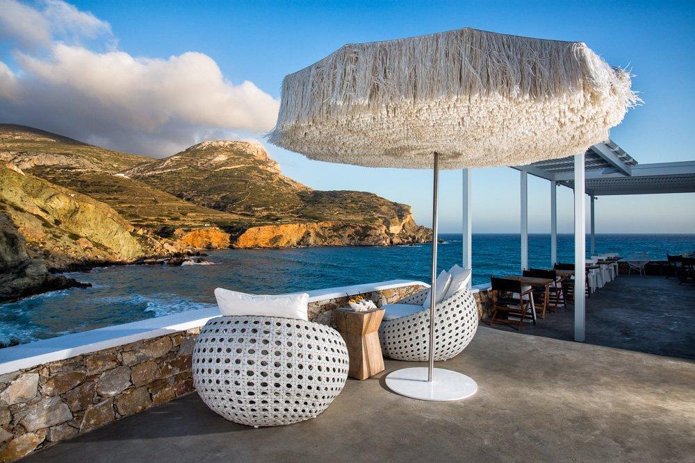 Blue Hotel Folegandros