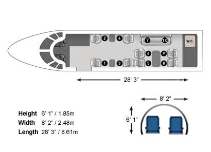 Challenger 605 3