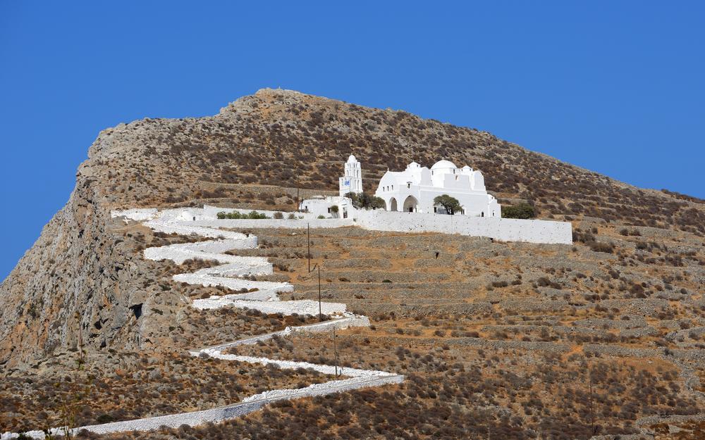Church of Panagia Folegandros