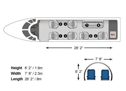 Falcon 20F-5 3