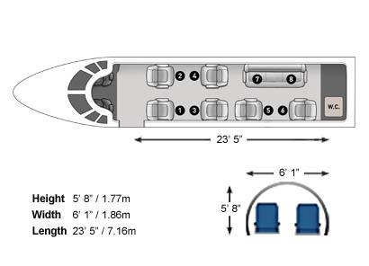 Falcon 50 3