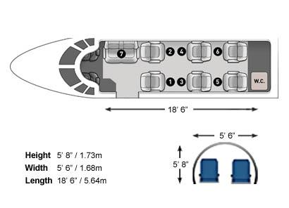 Gulfstream G150 3