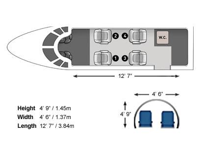 King Air C90 3