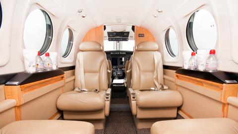 King Air C90 GTi