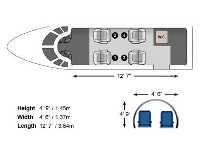 King Air C90A 3