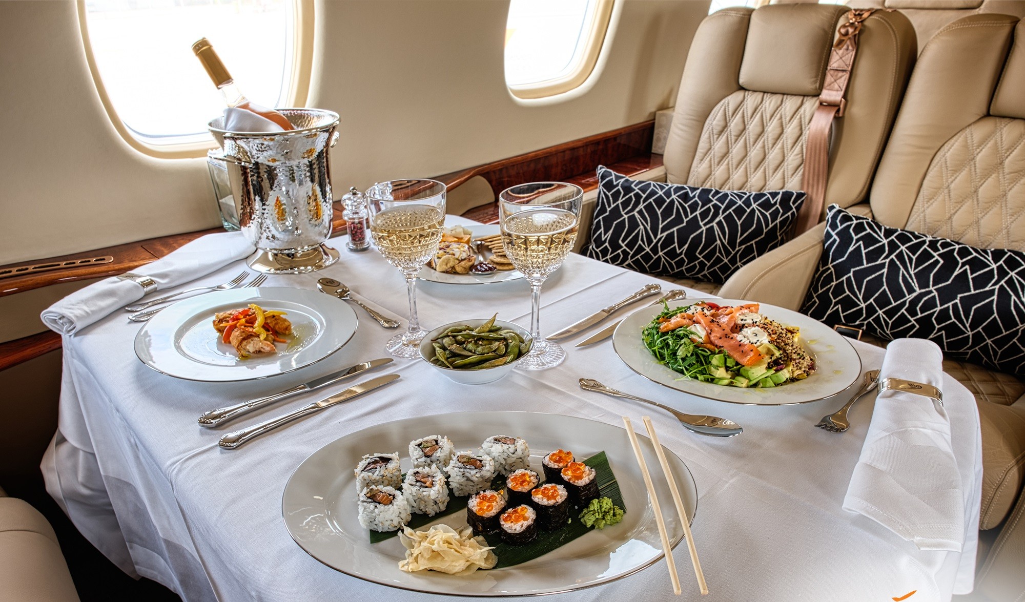 On-board Catering
