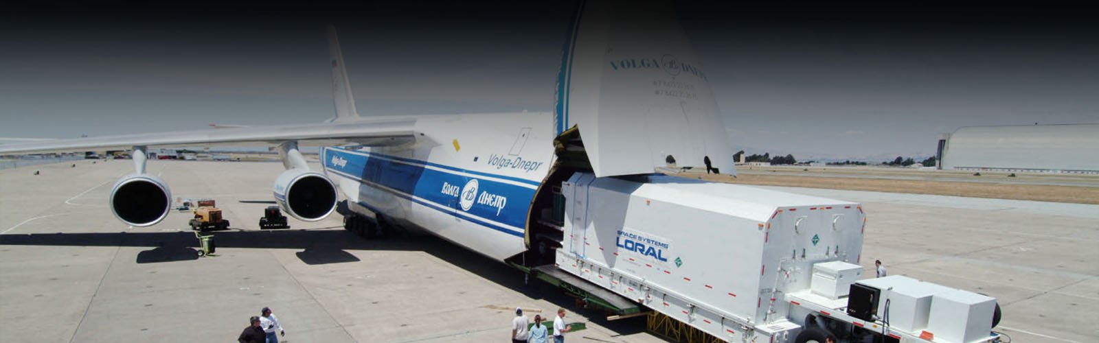 charter an airplane for cargo air business international