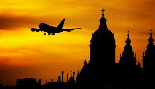 Business flight